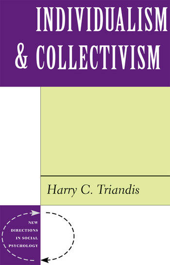 Individualism And Collectivism book cover