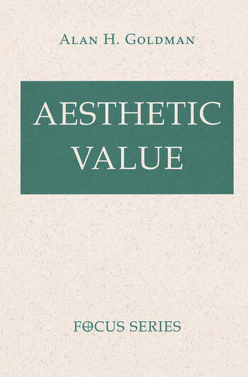Aesthetic Value book cover