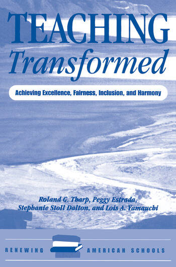 Teaching Transformed Achieving Excellence, Fairness, Inclusion, And Harmony book cover