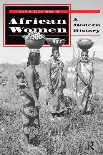 African Women A Modern History book cover