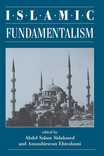 Islamic Fundamentalism book cover