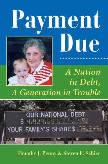 Payment Due A Nation In Debt, A Generation In Trouble book cover