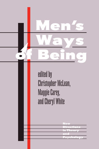 Men's Ways Of Being book cover