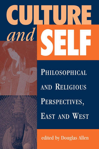Culture And Self Philosophical And Religious Perspectives, East And West book cover