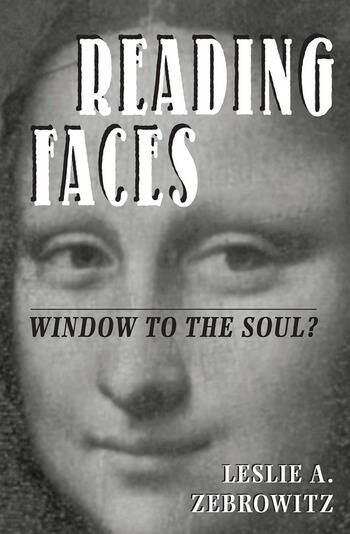 Reading Faces Window To The Soul? book cover