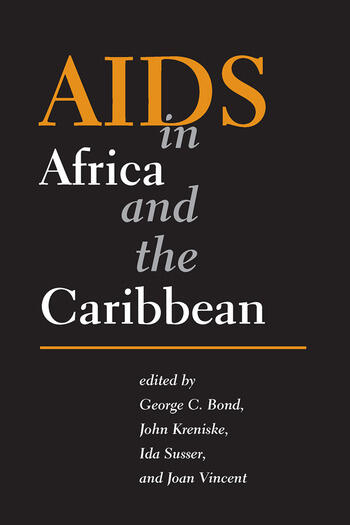 AIDS in Africa and the Caribbean book cover