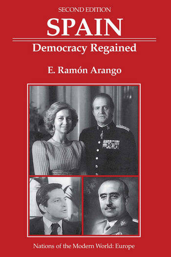 Spain Democracy Regained, Second Edition book cover
