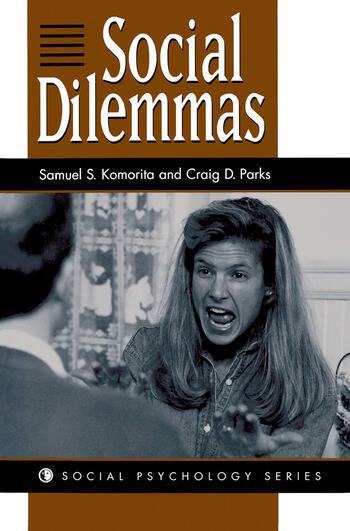 Social Dilemmas book cover
