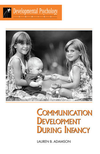 Communication Development During Infancy book cover