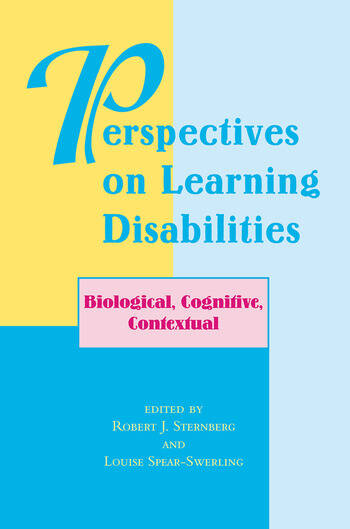 Perspectives On Learning Disabilities Biological, Cognitive, Contextual book cover