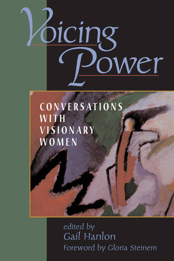 Voicing Power Conversations With Visionary Women book cover