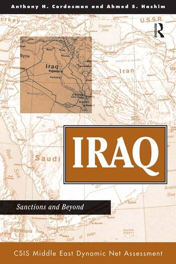 Iraq Sanctions And Beyond book cover