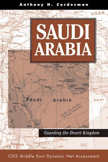 Saudi Arabia Guarding The Desert Kingdom book cover
