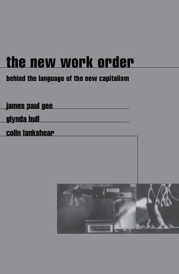 The New Work Order book cover