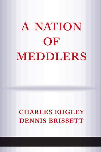 A Nation Of Meddlers book cover