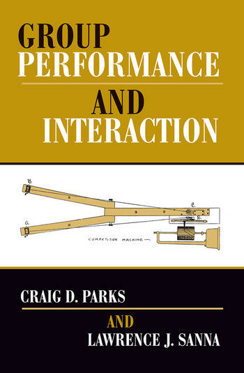 Group Performance And Interaction book cover