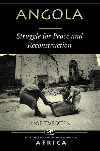 Angola Struggle For Peace And Reconstruction book cover