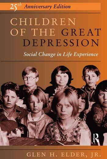 Children Of The Great Depression 25th Anniversary Edition book cover