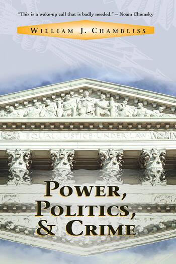 Power, Politics And Crime book cover