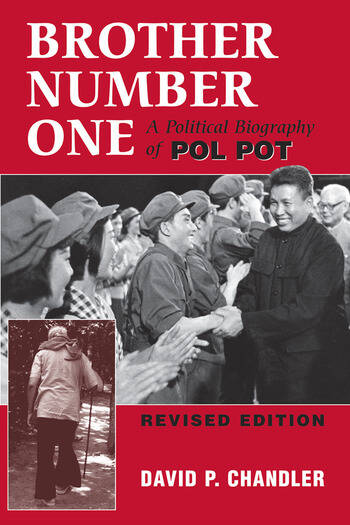 Brother Number One A Political Biography Of Pol Pot book cover