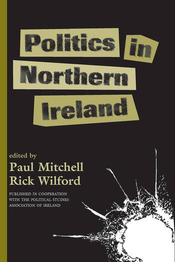 Politics In Northern Ireland book cover