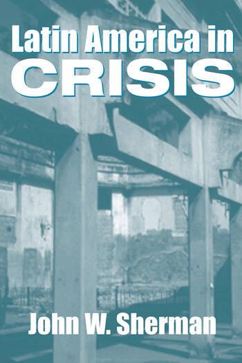 Latin America In Crisis book cover