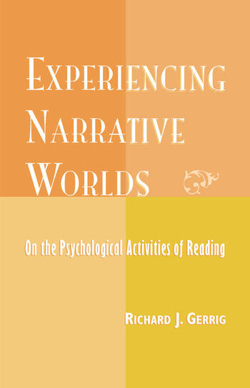 Experiencing Narrative Worlds book cover