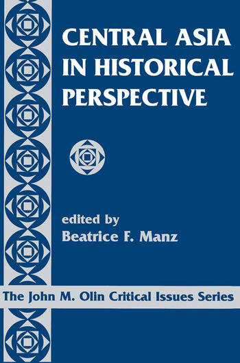 Central Asia In Historical Perspective book cover