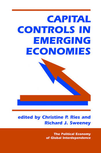 Capital Controls In Emerging Economies book cover