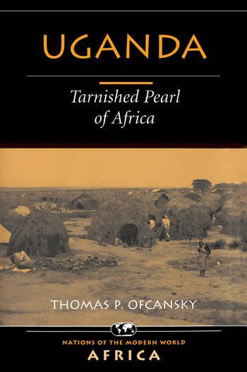 Uganda Tarnished Pearl Of Africa book cover