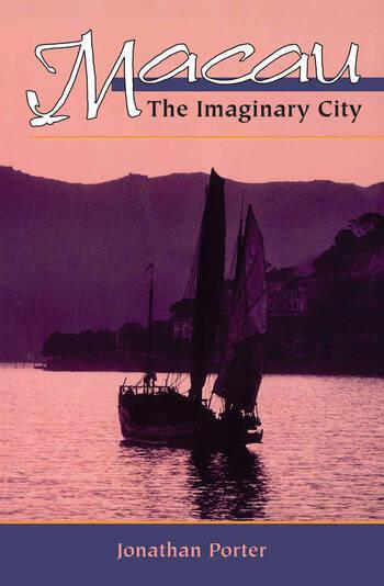 Macau The Imaginary City book cover