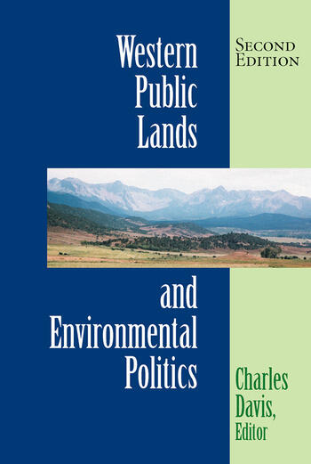Western Public Lands And Environmental Politics book cover