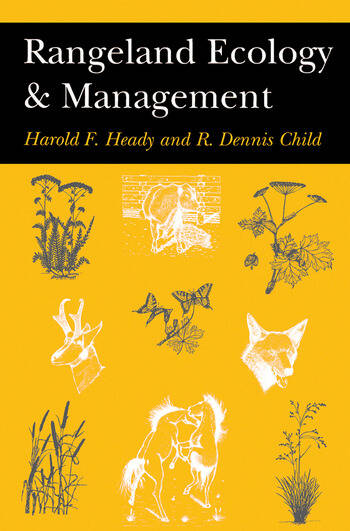 Rangeland Ecology And Management book cover