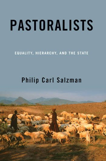 Pastoralists Equality, Hierarchy, And The State book cover