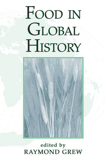 Food In Global History book cover