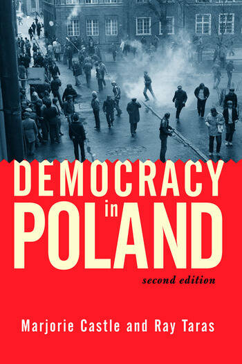Democracy In Poland Second Edition book cover
