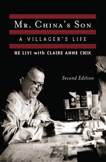 Mr. China's Son A Villager's Life book cover