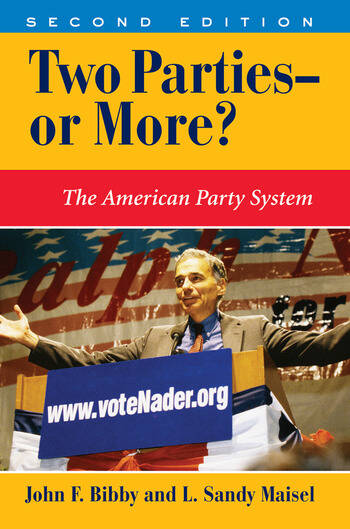 Two Parties--or More? The American Party System book cover