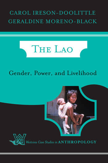 The Lao Gender, Power, and Livelihood book cover