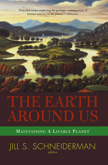 The Earth Around Us Maintaining A Livable Planet book cover