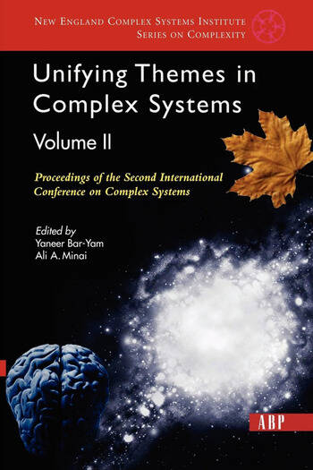 Unifying Themes In Complex Systems, Volume 2 Proceedings Of The Second International Conference On Complex Systems book cover