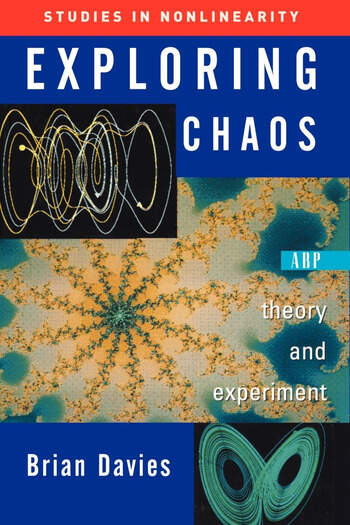 Exploring Chaos Theory And Experiment book cover