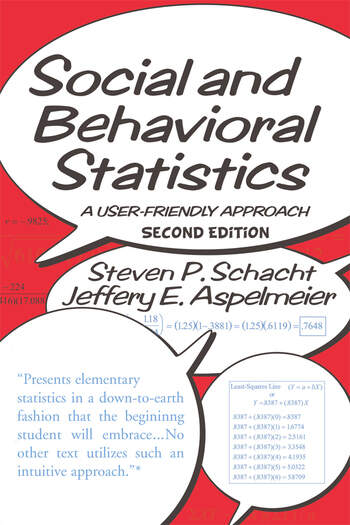 Social and Behavioral Statistics A User-Friendly Approach book cover