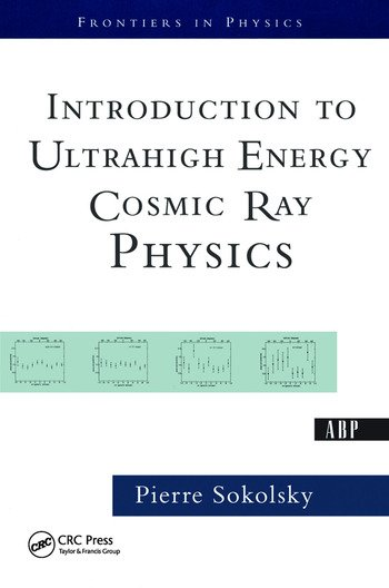 Introduction To Ultrahigh Energy Cosmic Ray Physics book cover