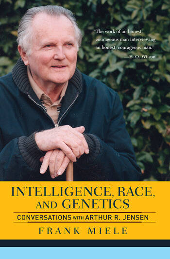 Intelligence, Race, And Genetics Conversations With Arthur R. Jensen book cover