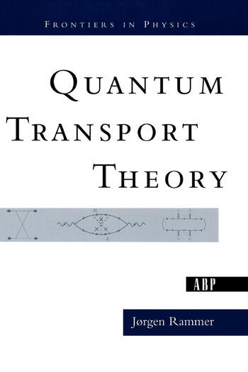 Quantum Transport Theory book cover