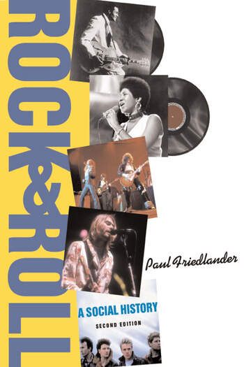 Rock And Roll A Social History book cover