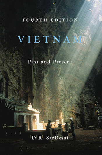 Vietnam Past and Present book cover