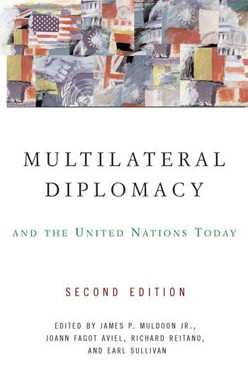 Multilateral Diplomacy and the United Nations Today book cover