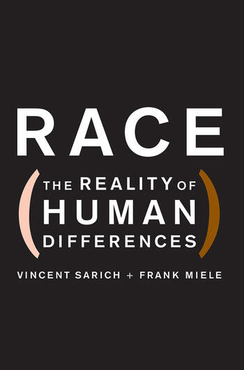 Race The Reality of Human Differences book cover